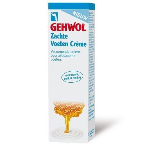 Krem do stóp aksamitna skóra GEHWOL 75 ml