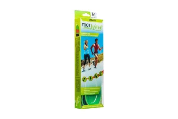Wkładki FootWave Sports