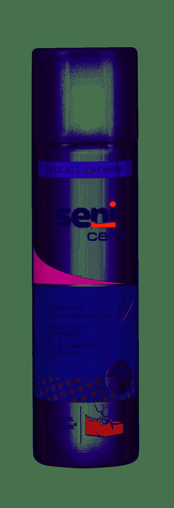 Pianka Myjąco-Pielęgnująca SENI 500ml