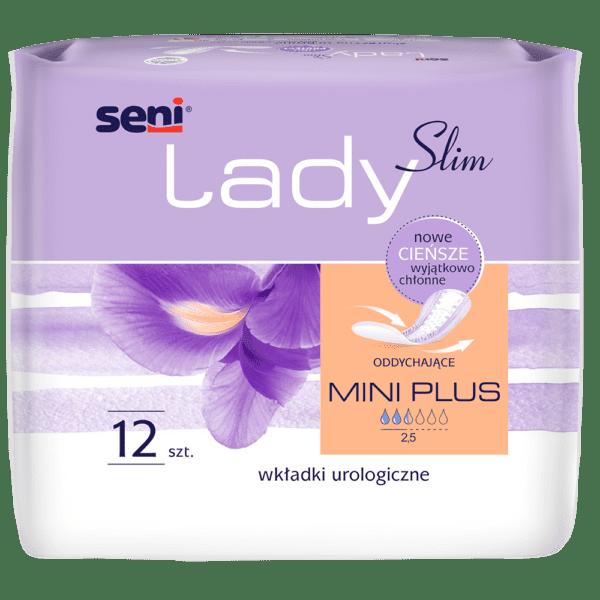 Wkładki urologiczne dla kobiet SENI Lady Mini Plus