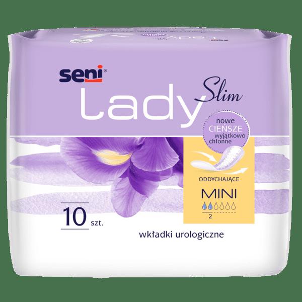 Wkładki urologiczne dla kobiet SENI Lady Mini
