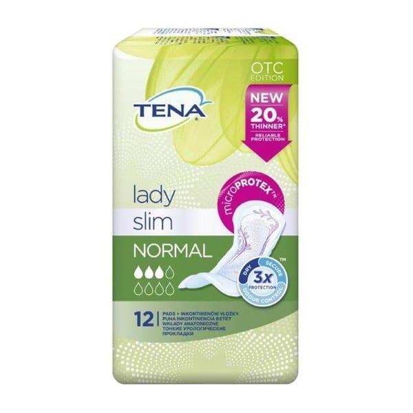 Wkładki urologiczne TENA Lady Slim Normal