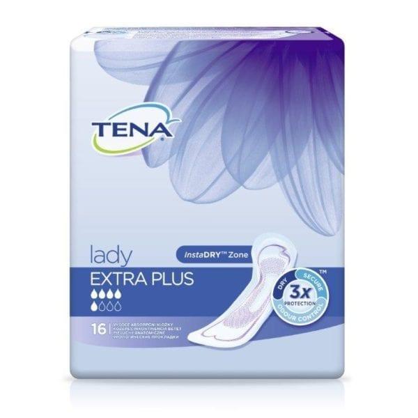 Wkładki urologiczne TENA Lady Extra Plus