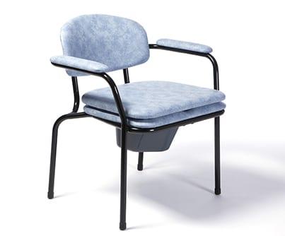 Krzesło toaletowe dla osób ciężkich 9062XXL VERMEIREN