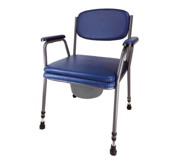 Krzesło toaletowe tapicerowane AR 103 ARMEDICAL