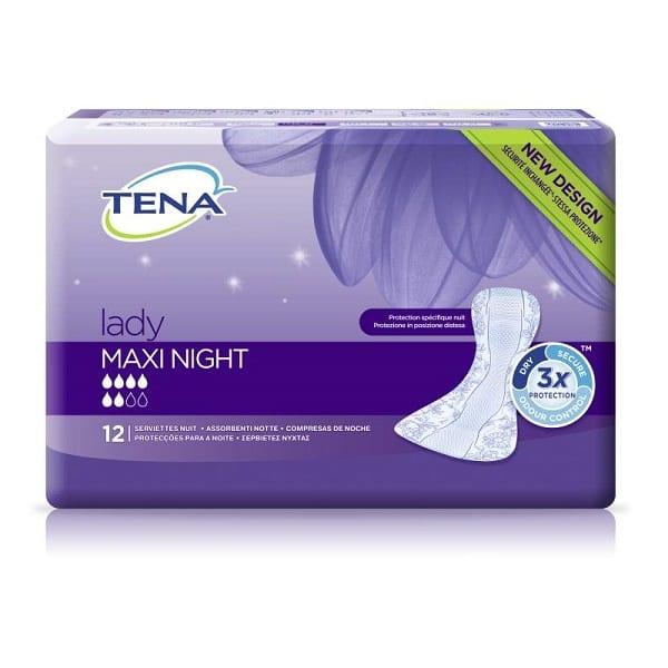 Wkładki urologiczne TENA Lady Maxi Night
