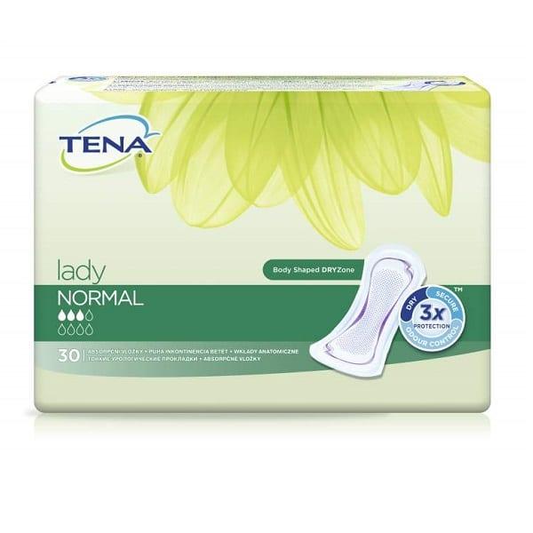Wkładki urologiczne TENA Lady Normal