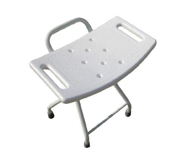 Taboret prysznicowy składany
