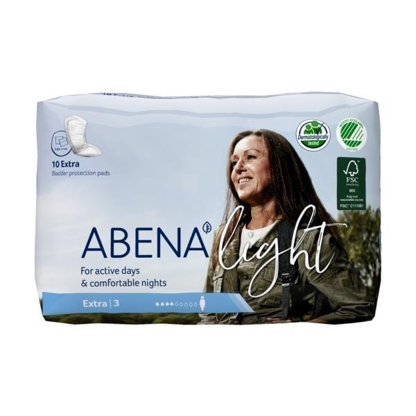 Wkładki higieniczne ABENA Abri Light Extra