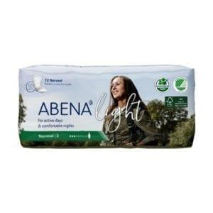 Wkładki higieniczne ABENA Abri Light Normal