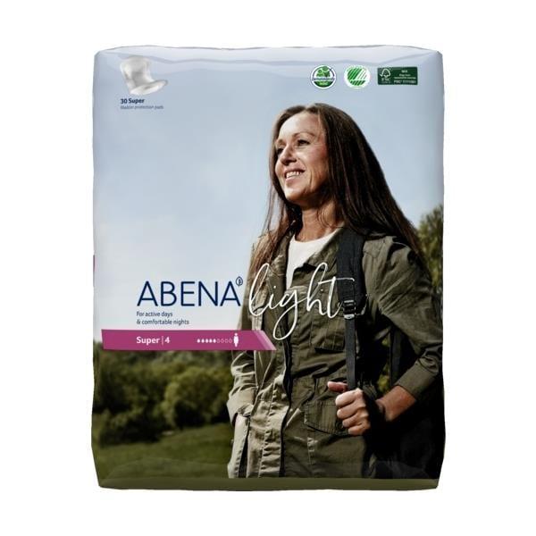 Wkładki higieniczne ABENA Abri Light Super