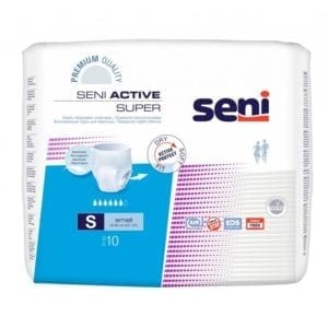 Majtki Chłonne wciągane SENI Active Super