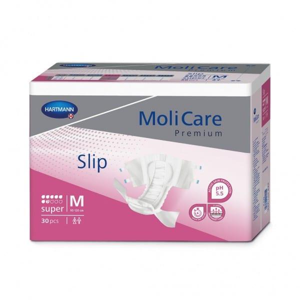 Pieluchomajtki MoliCare Premium Slip Super M