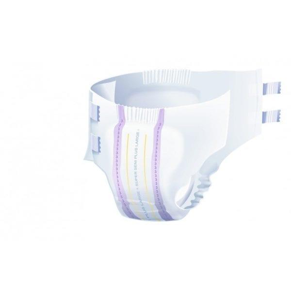 Pieluchomajtki SENI Super Plus zapinane na rzepy