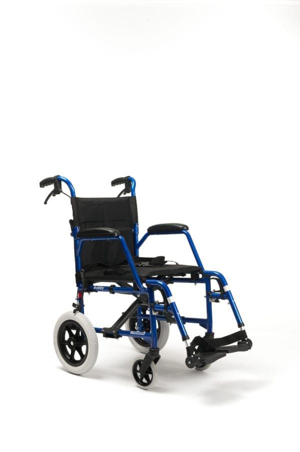 kompaktowy wózek transportowy