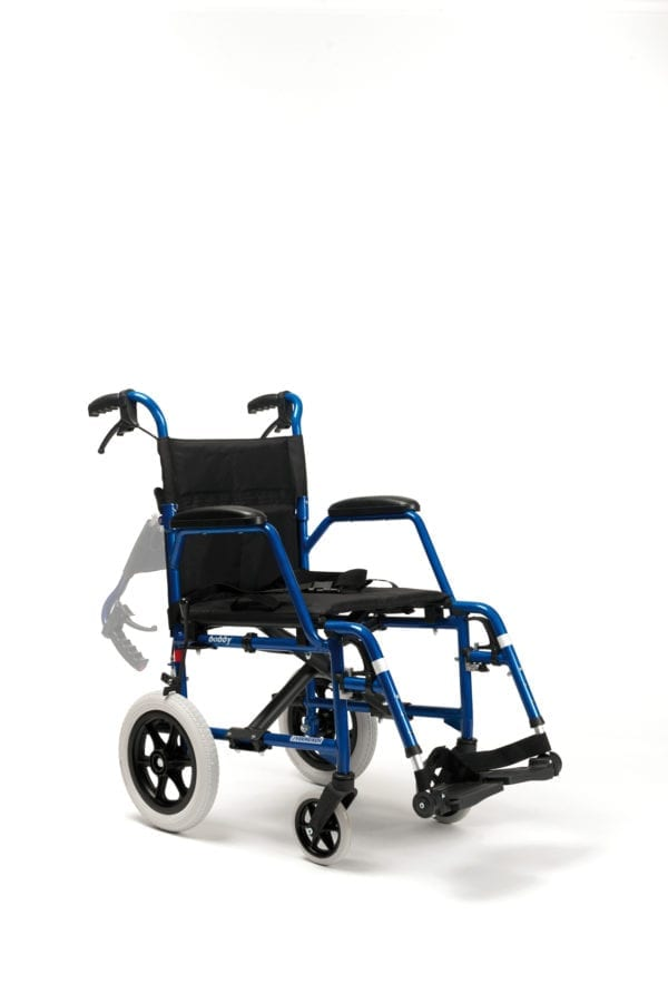 Kompaktowy wózek transportowy BOBBY VERMEIREN2
