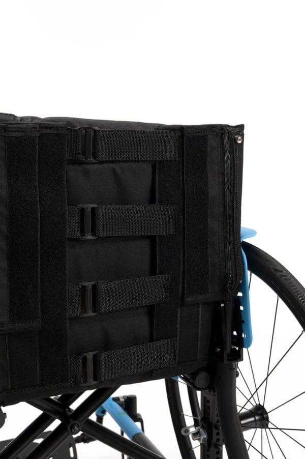 Wózek aktywny składany TRIGO S VERMEIREN 10