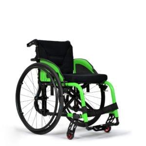 Wózek aktywny składany