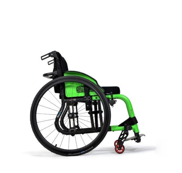Wózek aktywny składany TRIGO S VERMEIREN 4
