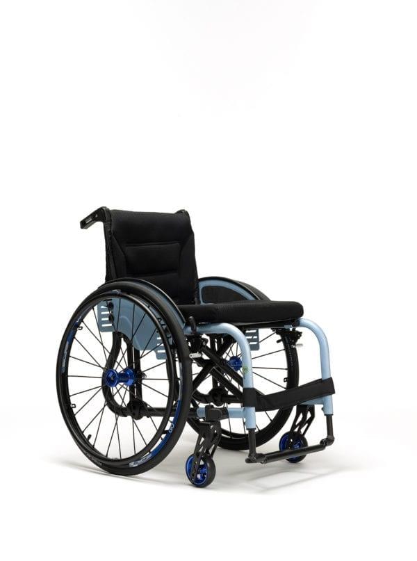 Wózek aktywny składany TRIGO S VERMEIREN