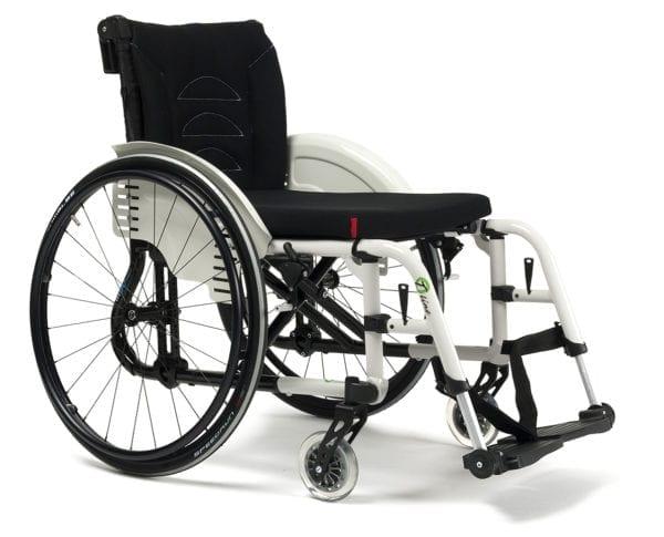 Wózek aktywny składany TRIGO T VERMEIREN