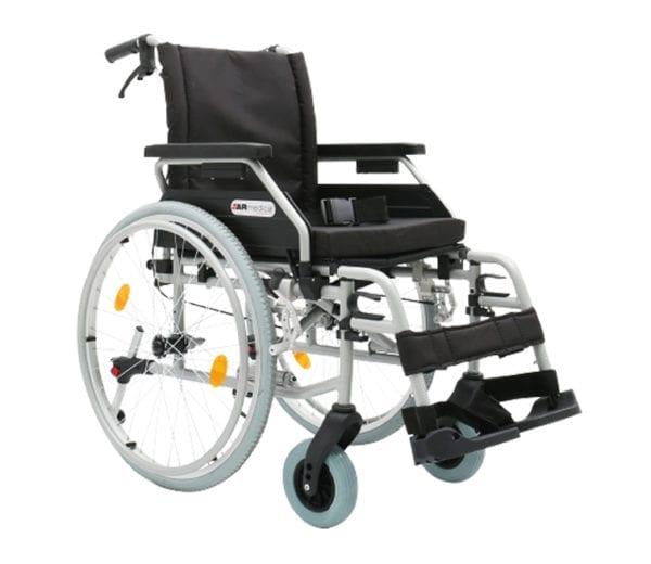Wózek inwalidzki aluminiowy DYNAMIC AR 330A ARMEDICAL