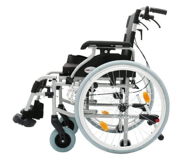 Wózek inwalidzki aluminiowy PRESTIGE AR 350 ARMEDICAL3