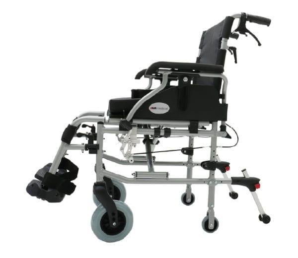 Wózek inwalidzki aluminiowy PRESTIGE AR 350 ARMEDICAL4