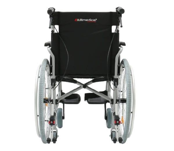 Wózek inwalidzki aluminiowy PRESTIGE AR 350 ARMEDICAL6