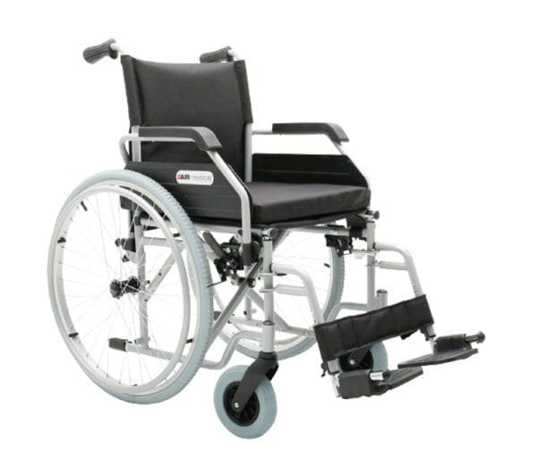 Wózek inwalidzki stalowy OPTIMUM AR 400 ARMEDICAL