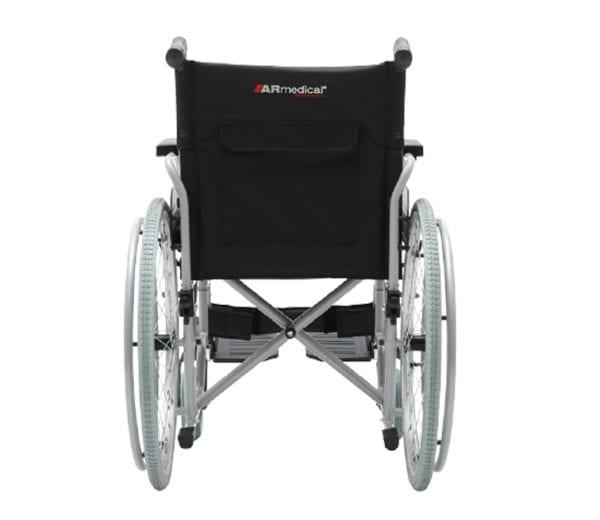 Wózek inwalidzki stalowy OPTIMUM AR 400 ARMEDICAL5