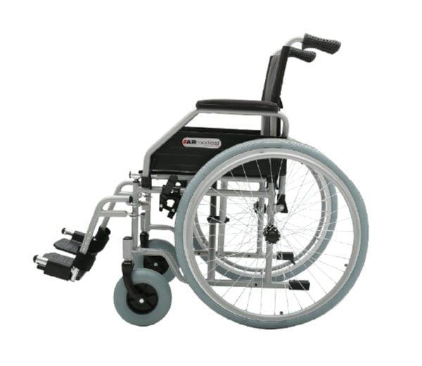 Wózek inwalidzki stalowy REGULAR AR 405 ARMEDICAL3
