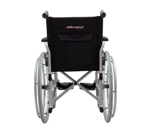 Wózek inwalidzki stalowy REGULAR AR 405 ARMEDICAL5