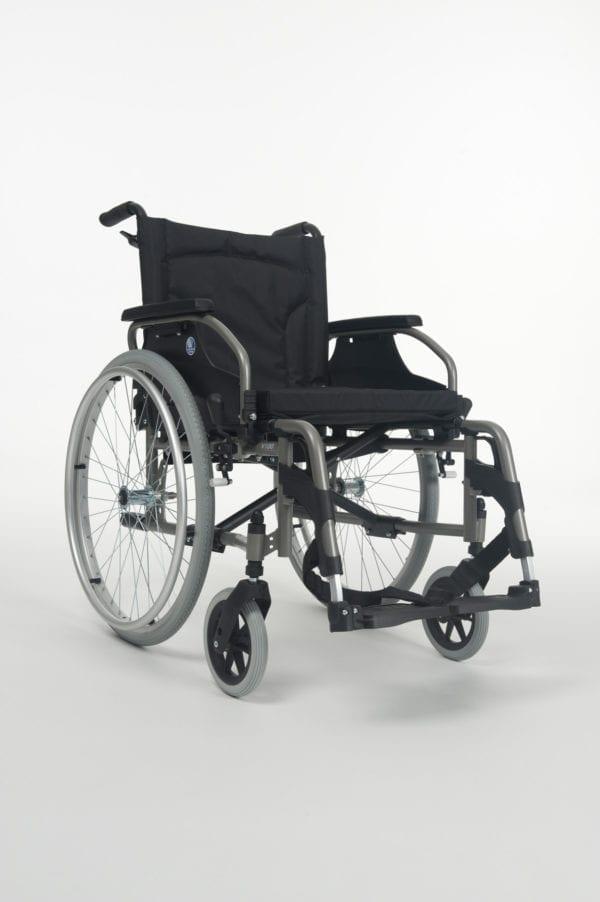 Wózek dla osób bardzo ciężkich