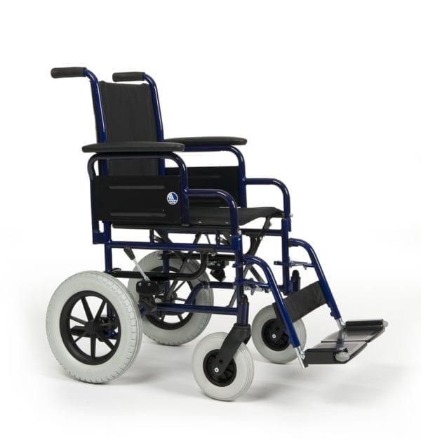 Wózek ręczny dla osób ciężkich 28 VERMEIREN2