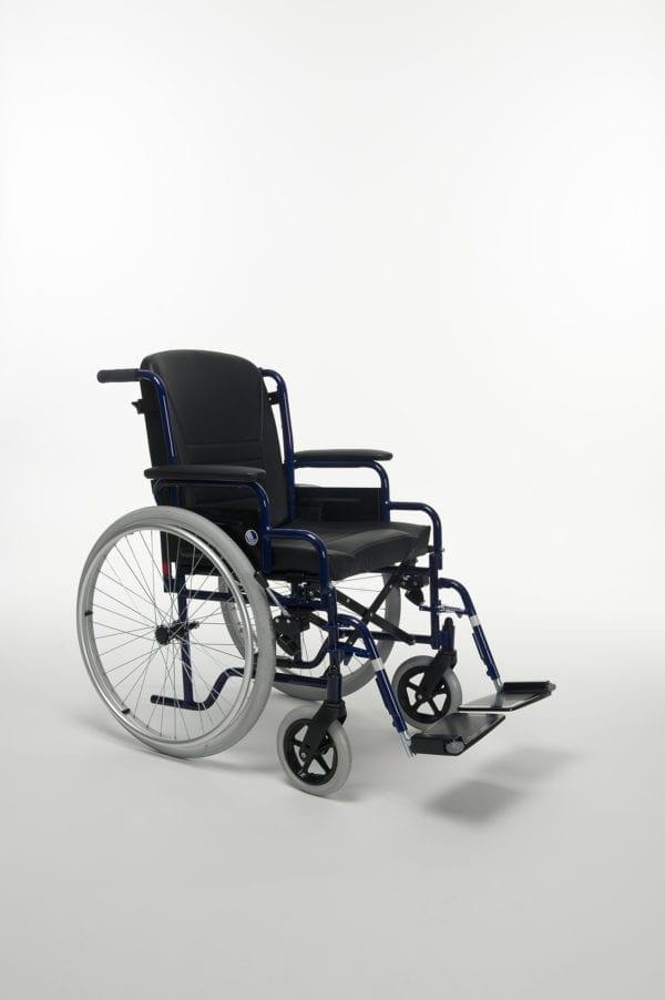 Wózek ręczny dla osób ciężkich 28 VERMEIREN3