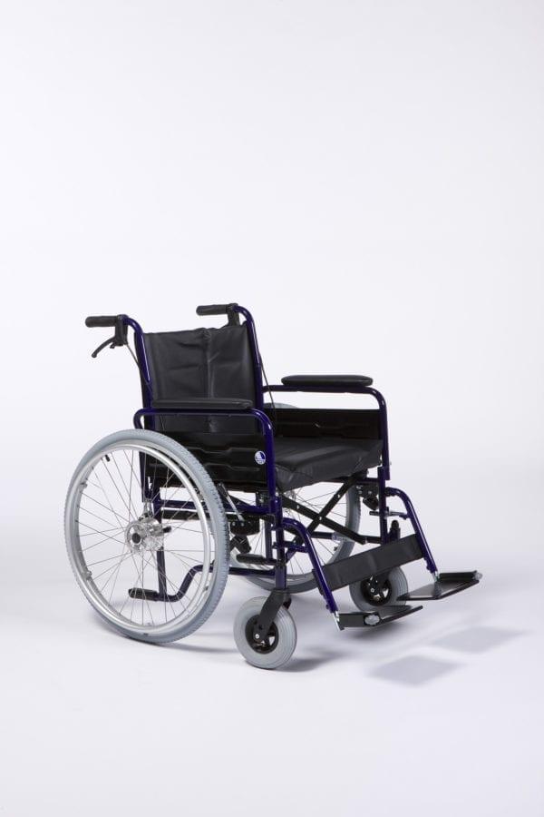 Wózek ręczny dla osób ciężkich 28 VERMEIREN4