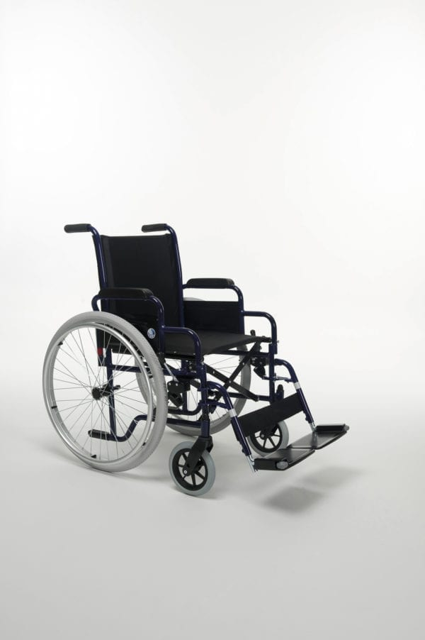 Wózek ręczny dla osób ciężkich 28 VERMEIREN5