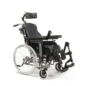 Wózek specjalny multipozycyjny
