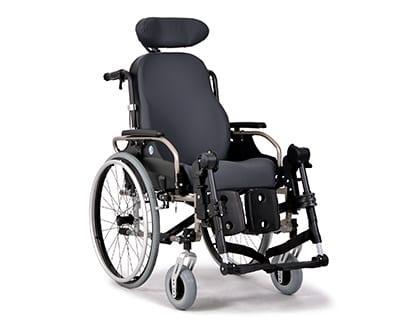 Wózek specjalny o podwyższonym komforcie V300 30 VERMEIREN 1