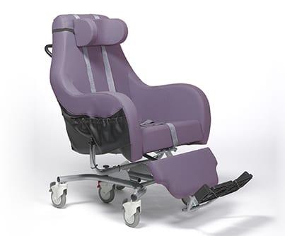 Wózek specjalny pielęgnacyjny dla osób bardzo ciężkich ALTITUDE XXL VERMEIREN