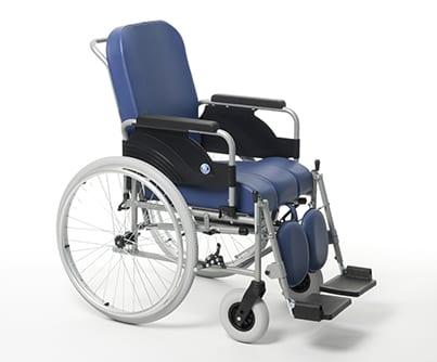 Wózek specjalny z dodatkową funkcją toaletową 9300 VERMEIREN