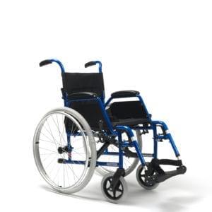 wózek z aluminium