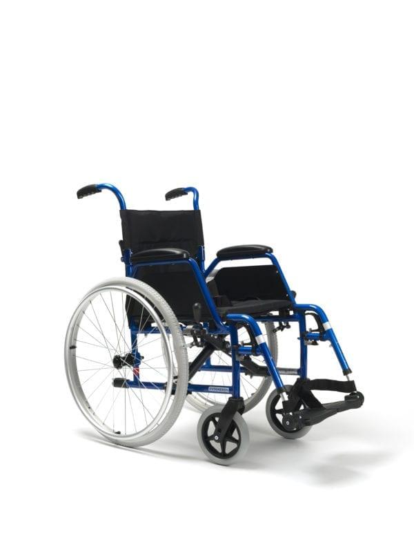 Wózek ze stopów lekkich BOBBY 24 VERMEIREN