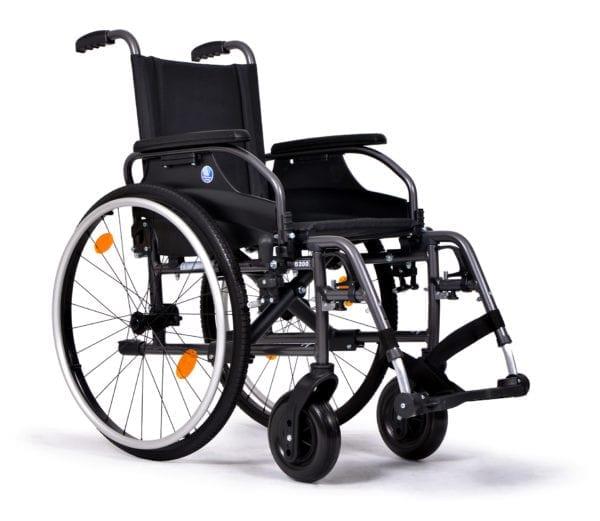Wózek ze stopów lekkich D200 VERMEIREN