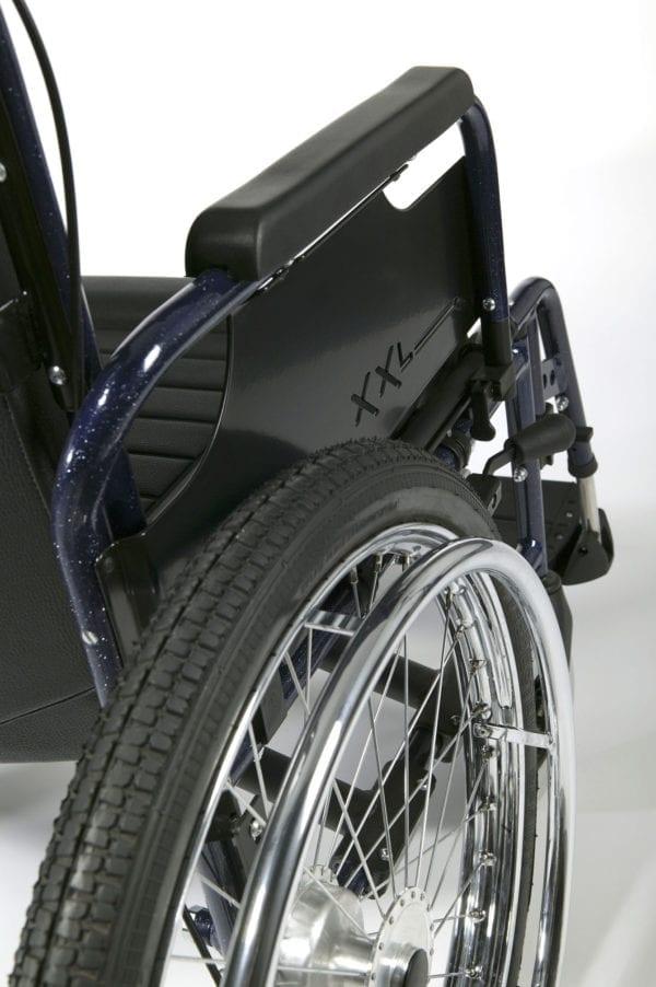 Wózek ze stopów lekkich ECLIPS XXL VERMEIREN 2