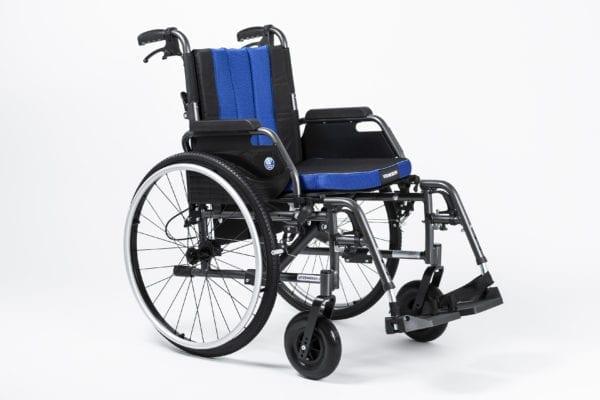 wózek aluminiowy