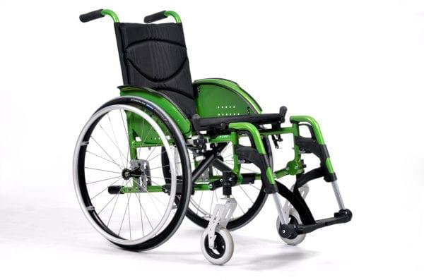 Wózek ze stopów lekkich V200 GO VERMEIREN2