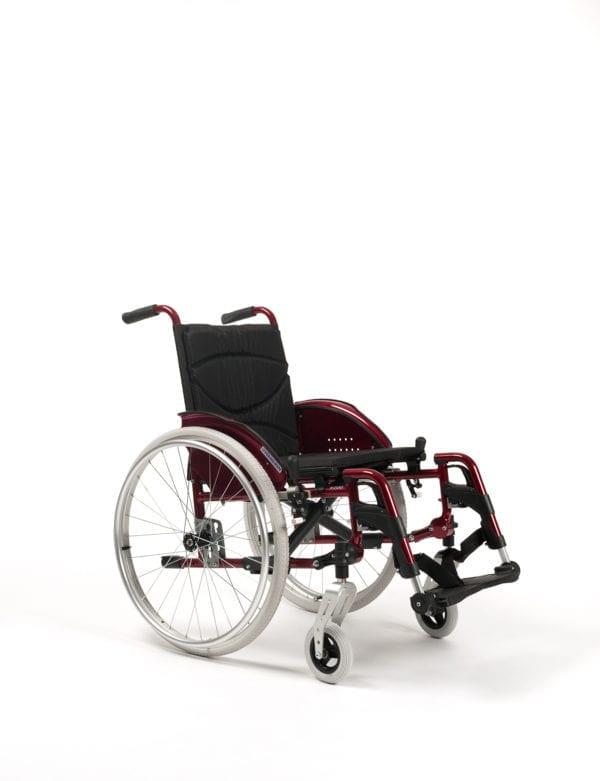 Wózek ze stopów lekkich V200 GO VERMEIREN4