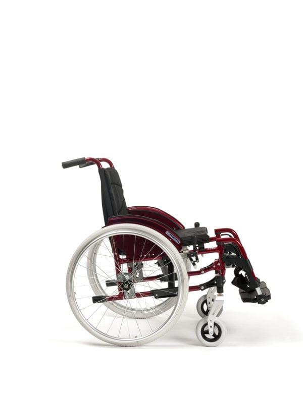 Wózek ze stopów lekkich V200 GO VERMEIREN5